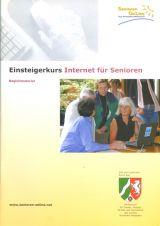 Cover Broschüre Senioren OnLine