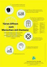 Türen öffnen für Menschen mit Demenz