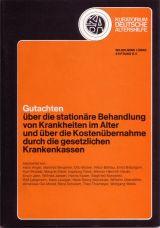 Cover des Gutachtens